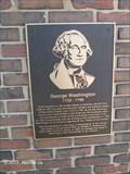 Image for George Washington Biographical Plaque, Washington Square - Washington, IL