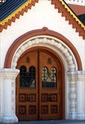 Image for Tretyakov Gallery door - Moscow, Russian Federation