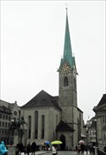 Image for Fraumünster Church - Zurich, Switzerland