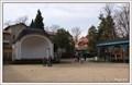 Image for Old Bandshell (Muszla koncertowa) in spa park - Kudowa Zdroj, Poland