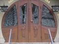 Image for Jugenstil Doorway in Large Glückert House