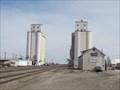 Image for Midway Co-op Assn & Scoular Grain Elevators -- Downs KS