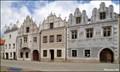 Image for Renezancní meštanské domy Slavonic I / Renaissance burgher houses of Slavonice I (South Bohemia)