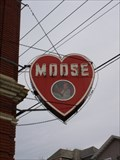 Image for Moose Neon, Irwin, PA