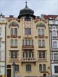 Image for Mosaika na dome c. 34, Hálkova, PM, CZ, EU