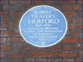 Image for Robert Travers Herford - Gordon Square, London, UK