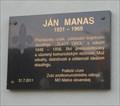 Image for Ján Manas - Prievidza, SK