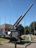 Image for 3.7 inch Anti-Aircraft Gun - Clarence Esplanade, Southsea, Portsmouth, Hampshire, UK