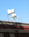 Image for Corte Madera Fire Station warning siren - Corte Madera, CA