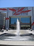 Image for San Jose Convention Center fountain - San Jose, CA