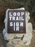 Image for Loop Trail Sign In - Pearblossom, CA