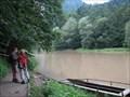 Image for Dunajec river near Szczawnica, Poland