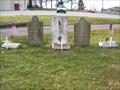 Image for 3 Revolutionary War Vets together: William Fife, Jr, William Fife, Sr and John Fife, Sr