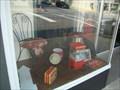 Image for Old Brames Drug Store Window - Wilkesboro, North Carolina
