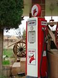 Image for Texaco Fire Chief Gas Pump - Springdale, Utah USA