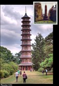 Image for Great Pagoda - Royal Botanic Gardens, Kew (London, UK)