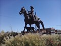 Image for Bass Reeves Statue - Fort Smith AR