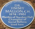 Image for Jimmy Mallon - Commercial Street, London, UK