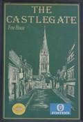 Image for Castlegate - Castlegate, Grantham, Lincolnshire, UK.
