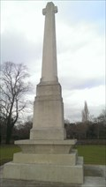 Image for Memorial Cross - York, Great Britain.