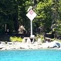 Image for Sugar Pine Point Light, Lake Tahoe, USA
