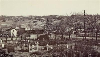 Cemetery ca 1900