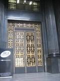 Image for Caixa Cultural door -  Sao Paulo, Brazil