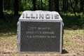 Image for Twenty-Second Illinois Infantry Regiment Marker - Chickamauga National Military Park