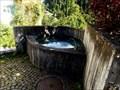 Image for Modern fountain - Thusis, Switzerland
