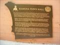 Image for Ramona Town Hall - Ramona, CA