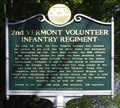 Image for 2nd Vermont Volunteer Infantry Regiment - Burlington