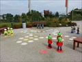 Image for Giant Playmobil Pachisi - Playmobil Fun Park - Zirndorf, Germany, BY
