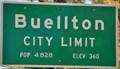 Image for Buellton, California ~ Elevation 360 Feet