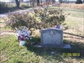 Image for Charity Eileen Vance Burial Site near Cassville, MO