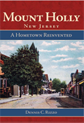 Image for Mount Holly, New Jersey: A Hometown Reinvented