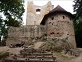 Image for Ruins of the Cimburk castle  - Korycany, Czech Republic