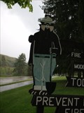 Image for Smokey at Allegany State Park, New York