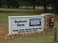 Image for Jimmy Carter Boyhood Farm - Archery, GA