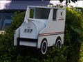 Image for Oakland MailTruck Mailbox