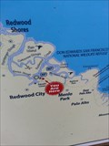 """Image for Redwood City Boat Ramp """"You are here"""" - Redwood City, CA"""