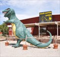 Image for Grand Canyon Caverns T-Rex ~ Peach Springs, Arizona
