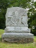 Image for 8th Ohio Light Artillery Battery Monument - Vicksburg National Military Park