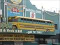 Image for Yellow School Bus - Tijuana, Mexico