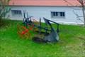 Image for Old Plough in a garden - Binningen, BL, Switzerland