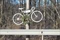 Image for Thomas J. Kaufmann Ghost Bike - Tioga, PA