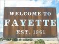 Image for Fayette, UT