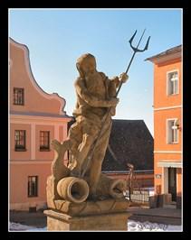 Neptune Fountain  - Staré Mesto