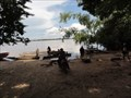 Image for Champasak West Pier—Champasak, Laos.