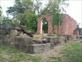 Image for Old Alabama State Capitol Ruins - Tuscaloosa, Alabama
