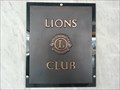 Image for Lions Club Marker - Hotel am Schlossgarten - Stuttgart, Germany, BW